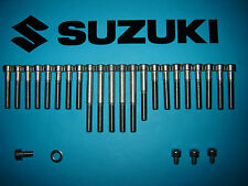 Suzuki GT200X5 GT 200 X5 200cc Stainless Allen Screw Set Engine *UK FREEPOST*