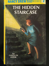 Nancy Drew Ser.: The Hidden Staircase 2 by Carolyn Keene (1930, Hardcover)