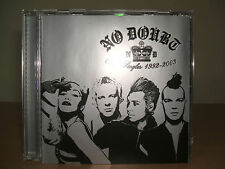 NO DOUBT - The Singles 1992-2003 CD 2003 Interscope