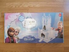 Build your own Disney Frozen castle NEW collect Liverpool Christmas gift present
