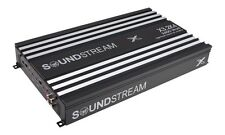 Soundstream X3.2K4 2400 Watts X3 Series 4-Channel Class D Car Audio Amplifier