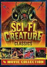 Sci-Fi Creature Classics: 4-Movie Collection (DVD, 2014)