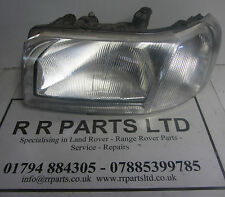 Land Rover Freelander 02 TD4 Auto - Drivers Side Front Headlight