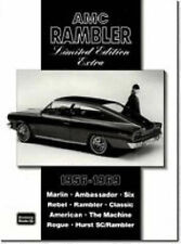 AMC Rambler Limited Edition Extra 1959-1969 (Brooklands Books Road Test Series):