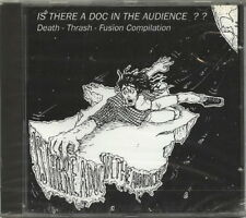 "V/A ""IS THERE A DOC IN THE AUDIENCE"" CD Misanthrope/Inseminoid/Asshole/..SEALED!"