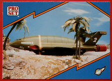 Thunderbirds PRO SET - Card #092 - Thunderbird 2 Roll-Out - Pro Set Inc 1992