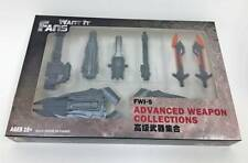 FANS WANT IT FWI-5  ADVANCED WEAPON COLLECTIONS,In stock!