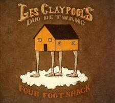 Four Foot Shack by Les Claypool's Duo De Twang *New CD*