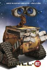 """WALL E POSTER """"LICENSED"""" BRAND NEW"""