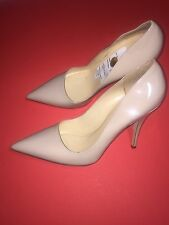 Cream Color Patent Leather Pointed Tip 10M Kate Spade NewYork Classic Pumps $330