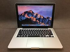 "Apple MacBook Pro A1278 13.3"" Laptop MD101LL/A (June, 2012) 2.5GHz AS-IS RAM"