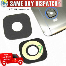 Genuine New HTC ONE M9 Replacement Glass Back Camera Lens Cover With Adhesive UK