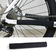 New Cycling Bicycle Bike Frame Chain Stay Protector Guard Nylon Pad Cover Wrap