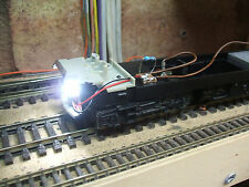 HORNBY  ANALOGUE HST DUMMY CHASSIS (25). LED HEAD/TAIL LIGHTS. 12v dc VERSION