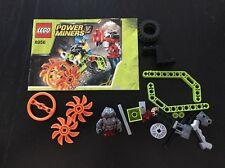 Lego 8956 Power Miners Stone Chopper Near Complete Used Retired w/ Instructions