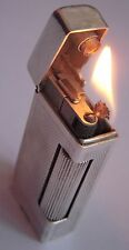 Vintage DUNHILL Rollalite Petrol Lighter Small Version