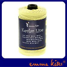 1000ft 500lb Braided Kevlar Kite Line Fishing String For Large Kite Kid Kite