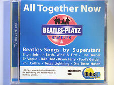 All Together Now Beatles Songs By Superstars (CD) Al Jarreau, Toten Hosren, Cher