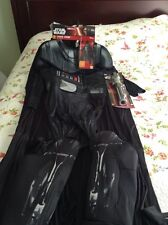 Rubie's Adult Costume Star Wars Complete Darth Vader Costume New