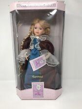 Collectible Memories Porcelain Dolls Rapunzel Limited Edition
