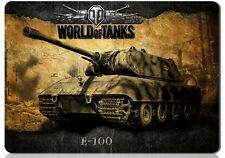 For World of Tanks E-100 Gaming mouse pad.