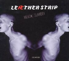 Leaether Strip Mental Slavery Limited 3cd BOX 2010