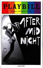 AFTER MIDNIGHT PLAYBILL BROADWAY JUNE 2014 GAY PRIDE EDITION NYC PATTI LABELLE