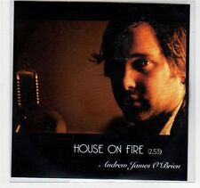 (EC268) House On Fire, Andrew James O'Brien - 2013 DJ CD
