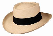 Panamahut Original aus Ecuador Sol Panama Hut 100% Paja Toquilla Strohhut Hüte