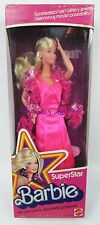 Vintage 1976 SUPERSTAR Barbie Doll #9720 ~  NEW in BOX