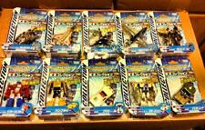 Transformers 30th Kantan Henkei Takara EZ Collection Complete Set Megatron Optim