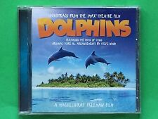Dolphins, Original Imax Film Soundtrack, CD, 2000, Pangaea, Sting, Steve Wood