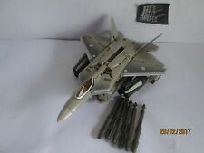 Transformers - 2007 Movie Starscream Voyager Class Figure -  Complete
