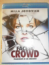 FACES IN THE CROWD FILM IN BLU-RAY NUOVO DA NEGOZIO ANCORA INCELLOFANATO!!!!!