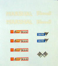 Really Useful Spares Repro Scalextric WATERSLIDE RUD35 MARSHAL VANWALL KLG