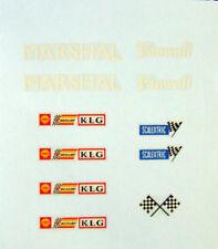 Really Useful Spares Repro Scalextric WATERSLIDE RUD35 MARSHAL VANWALL KLG
