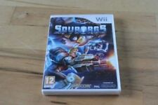Spyborgs Nintendo Wii NEW UK PAL FACTORY SEALED
