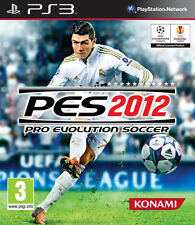 PES 2012: Pro Evolution Soccer ~ PS3  (in Great Condition)