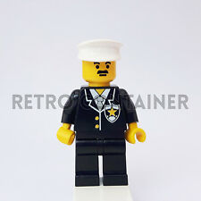 LEGO Minifigures - 1x cop002 - Policeman - Omino Minifig Police 6398 6597 10159