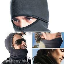 Stylish Autumn Winter Outdoor Cycling Sking Warm Thermal Fleece Hat Cap Mask New