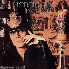 Renato Zero: Invenzioni LP Vinile Colorato Limited Edition