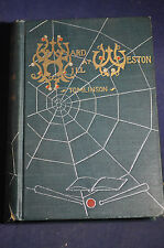 1897  Ward Hill at Weston A Story of American School Life by Tomlinson