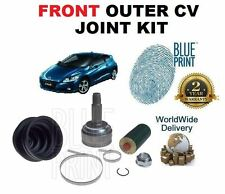 FOR HONDA CRZ 1.5i COUPE HYBRID 2010--  NEW FRONT OUTER CV JOINT KIT