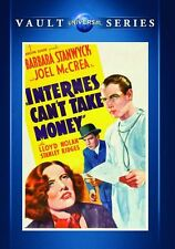 INTERNES CAN'T TAKE MONEY (1937 Barbara Stanwyck) - Region Free DVD - Sealed