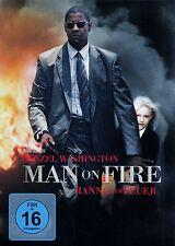 MAN ON FIRE - MANN UNTER FEUER / DVD - TOP-ZUSTAND
