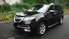2011 Acura MDX TECH PKG. AWD TV/DVD