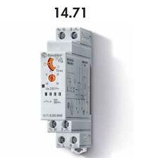 FINDER 14.71.8.230.0000 RELE LUCE SCALE MODULARE 16A - 230V - 230VAC