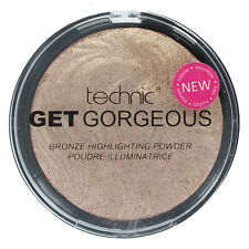Technic Get Gorgeous Bronzing Highlighting Powder 12g