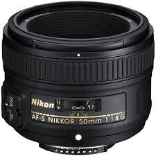 Nikon AF-S NIKKOR 50mm f/1.8G Objektiv F1.8 G - Neu