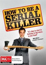 How To Be A Serial Killer (DVD, 2011)